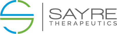 Sayre Therapeutics Sticky Logo Retina
